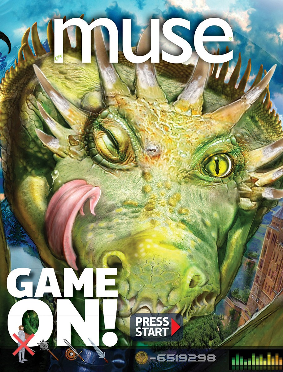 muse magazine cricket media